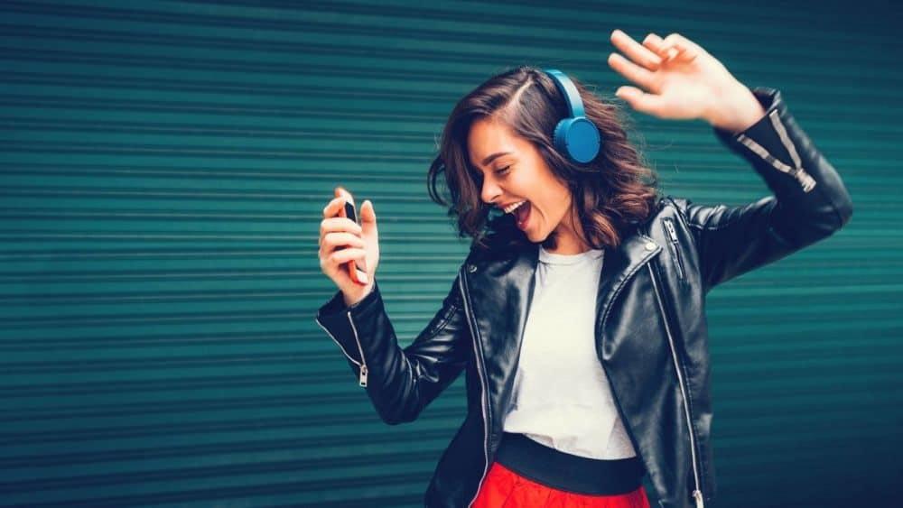 musica e felicità
