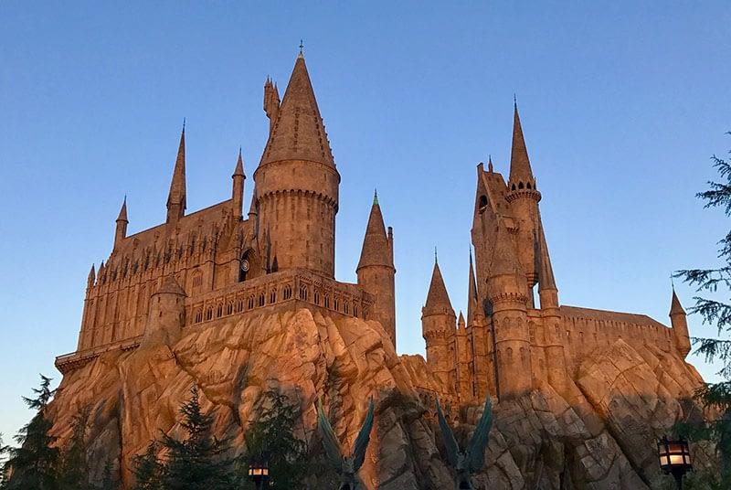 castello-hogwarts