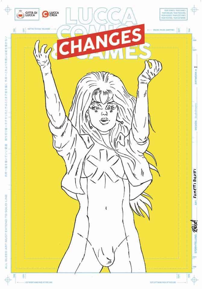 lucca comics 2020 fumettibrutti